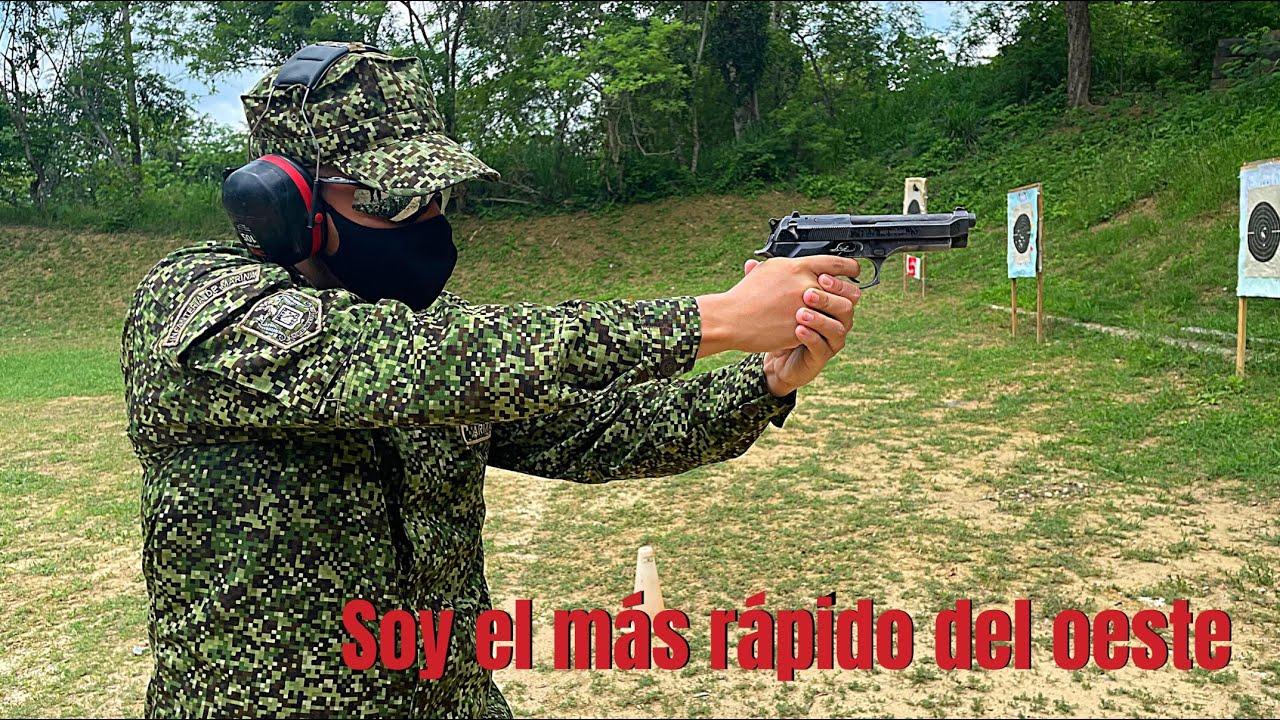 Download Mi primera vez disparando un ARMA real en la ARMADA NACIONAL - La Pietro Beretta MP3 Gratis