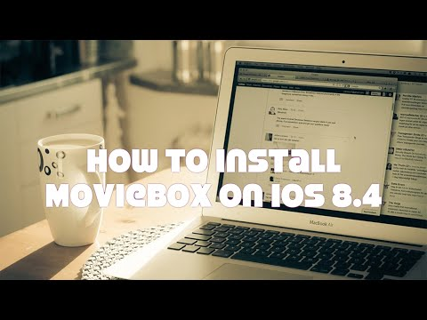 How to download MovieBox on iOS 8.4 without jailbreak