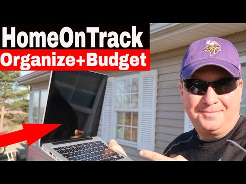 HomeOnTrack -Home Management Software- Track, Budget, Organize