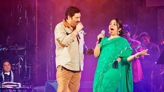 Kumar Sanu & Anuradha Palakurthi Concert  - Jhalkiyan
