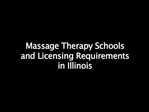 Massage Therapy Schools & Licensing Requirements in Illinois
