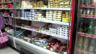 Premier supermarché à Sidi Ifni