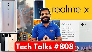 Tech Talks #808 - Realme X 15th May, OnePlus 7 Pro, Redmi K20 Pro, Snapdragon 865, 2019 iPhone
