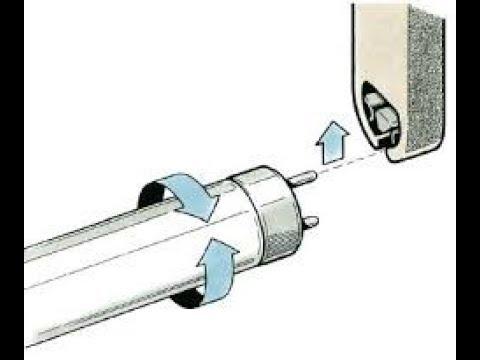How to repair Tubelight (changing of choke) electronic choke change