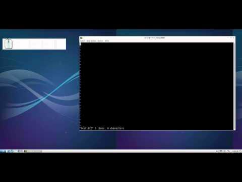 [How To] Linux vi - basics [short]