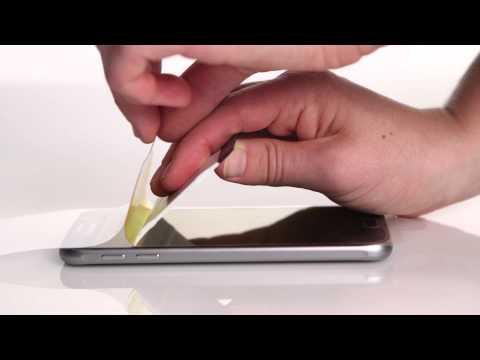 InvisibleShield HD Dry - Phone Installation Walkthrough