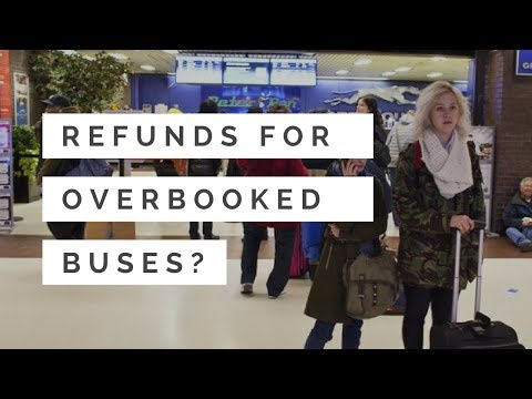 Greyhound Overbooked My Bus? | Can I Get A Refund?