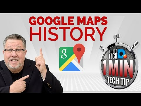 Google Maps - Stroll Through the Past - OMTT17