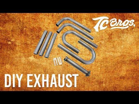 TC Bros. - DIY Harley Exhaust Kits