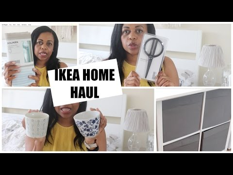 IKEA HOME HAUL 2016