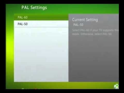 XBOX 360: How To Change Your Pal (XBOX Tutorial)