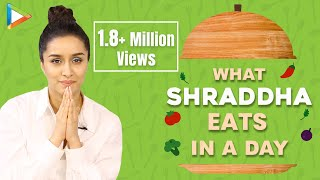 What I Eat In A Day with Shraddha Kapoor | Secret of her Fitness & Beauty | Bollywood Hungama