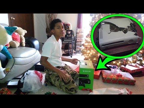 Top 5 CHRISTMAS PRESENT Pranks (Kids Reacting to Funny Christmas Gift Pranks)