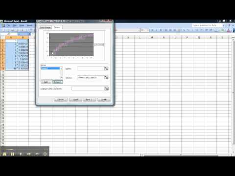 SKYTEACH- Use logarithmic function in Excel - A short tutorial by David Smith