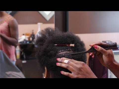 How to Remove Hair Glue From Hair : African-American Hair Care