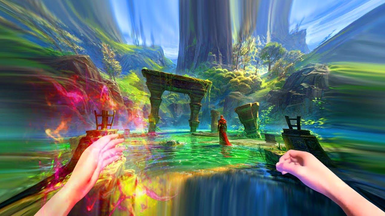The Future of VRMMORPGs