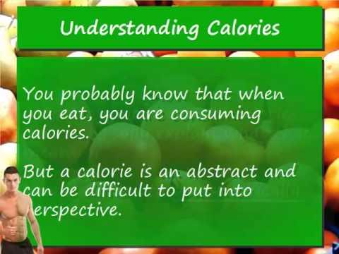 Video 1 Understanding Calories