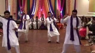 BEST MEHNDI DANCE 2016 #fareeba
