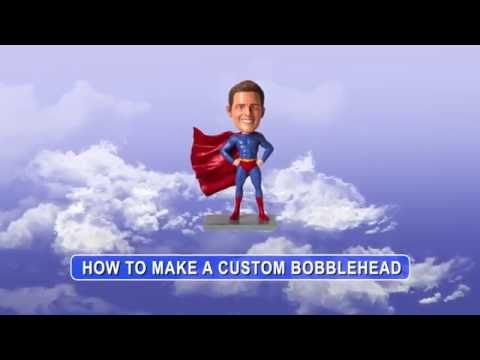 How to Make a Custom Bobblehead