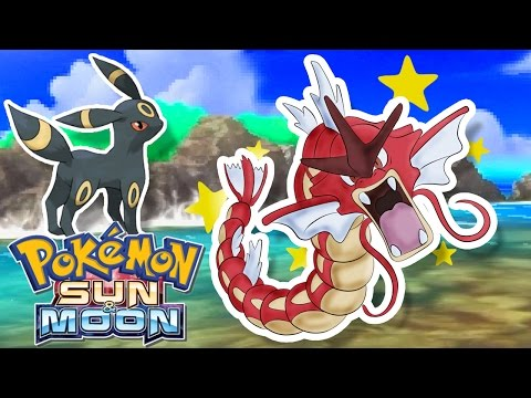 WILD UMBREON + SHINY HIDDEN ABILITY GYARADOS!?!?! [Ep. 16] | Pokémon Sun And Moon