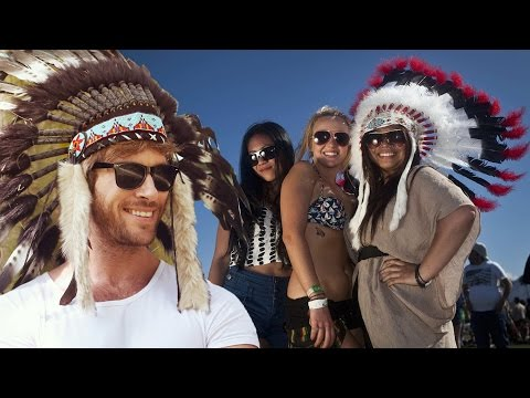 Native American Headdress Ban at Bass Coast Festival