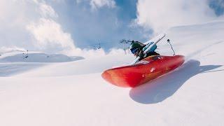 Snow Kayaking - (Entry#1 Short Film of the Year Awards 2017)