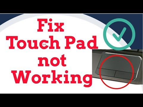Touchpad not Working Properly Lenovo /HP/Dell/Acer