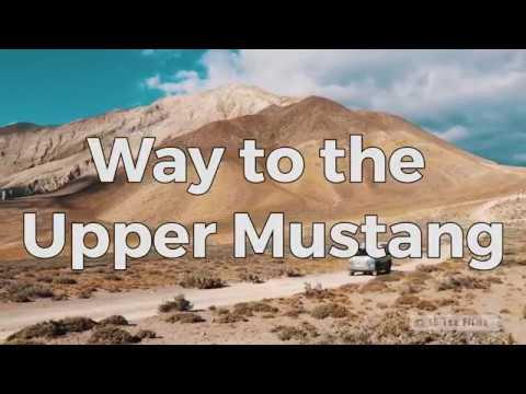 Kathmandu to Upper Mustang (Travel Nepal 2017)(Canon 80D)