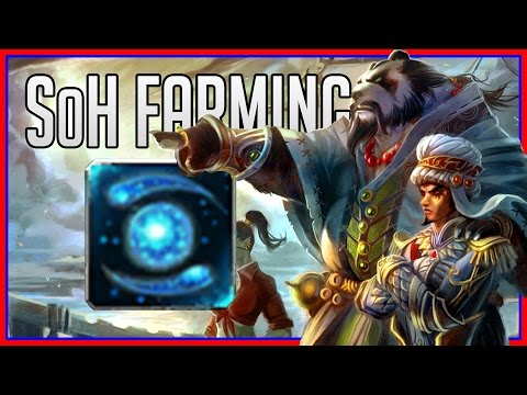 Best and Worst Spirit of Harmony Farming Spots (WoW Gold Guide)