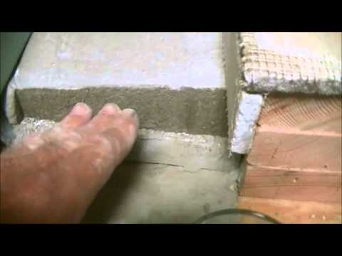How To Build a Shower Curb