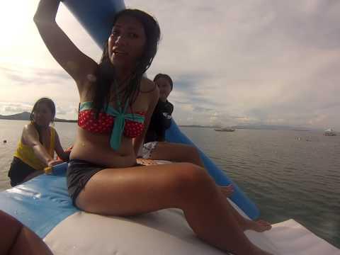 When in Palawan (cowrie island)