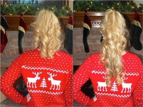 Hair Tutorial: How To Make Your Hair Appear Longer