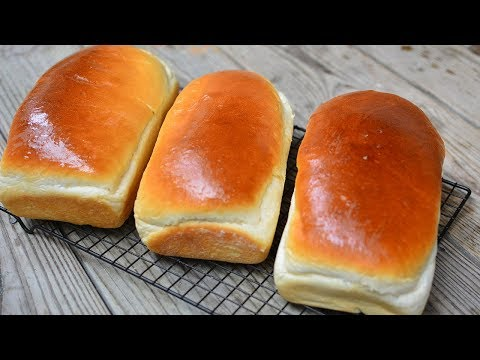 White Bread Recipe - Chef Lola's Kitchen