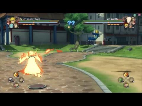 Naruto Storm 4 Online Gameplay!
