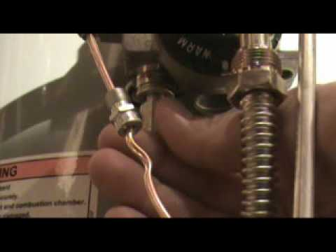Left Hand Thermocouple Water Heater Repair Part II