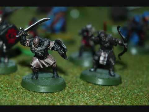 Games Workshop Lord of the Rings Miniatures, Terrain and more