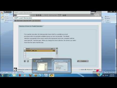 SAP Training - SAP SGEN P1