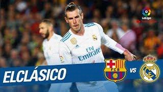 ElClásico - Golazo de Bale (2-2) FC Barcelona vs Real Madrid