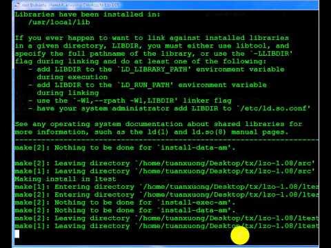 install OpenVPN server Ubuntu 12 - Nhóm 09