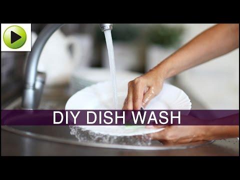 DIY Dish Wash