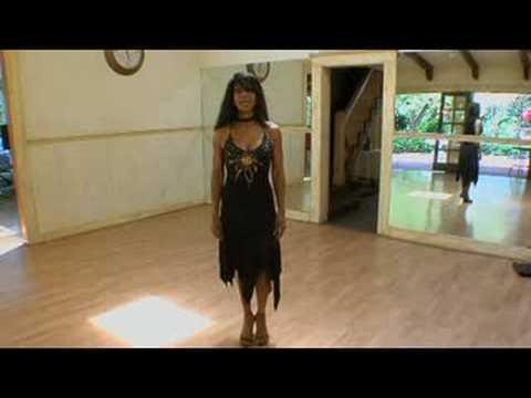Salsa Dancing Lessons : Salsa Dancing: Step 1