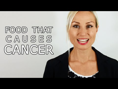 Food that causes CANCER
