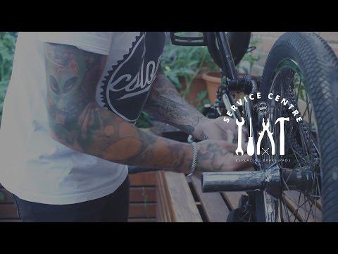 How to Replace BMX Brake Pads  - Colony BMX