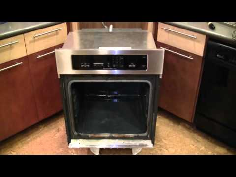 KitchenAid Superba Wall Oven DIY Repair
