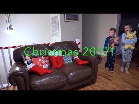 Christmas 2017! Nintendo switch game, Dan TDM dvd, Hello Neighbor, Imaginext and MORE!