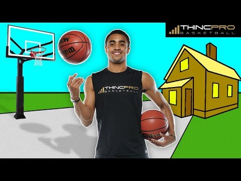 How to: Get Better at Basketball AT HOME!!! 🔥🏀 Top 3 Basketball Drills You Can do ANYWHERE!