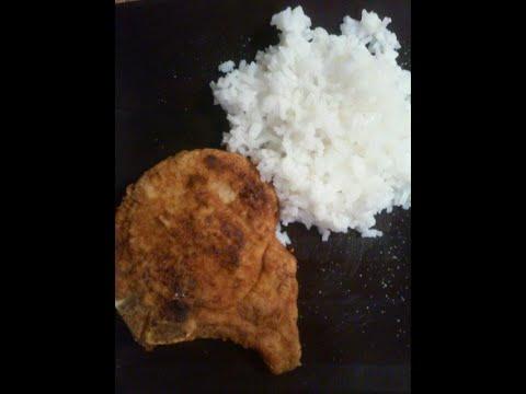 How to Make Crispy Fried  Pork Chops