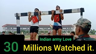 Army Physical Fitness Test-Pull Ups || Fitness Challenge-Stage-3