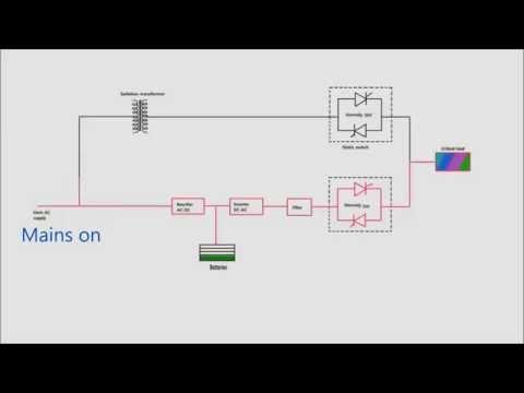 on line ups animation video