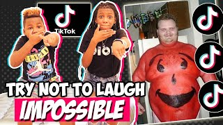 Try Not To Laugh At Funny Viral Tik Toks